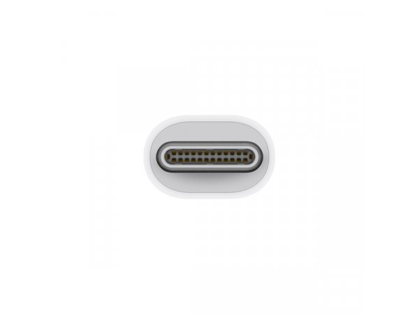 Переходник Apple Thunderbolt 3 (USB-C) to Thunderbolt (MMEL2ZM/A)