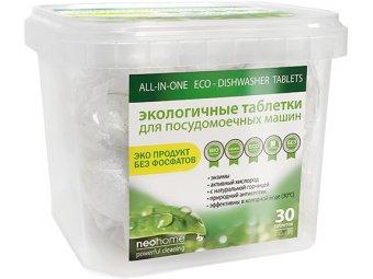Таблетки для посудомоечных машин NeoHome 1005 (30 шт.)