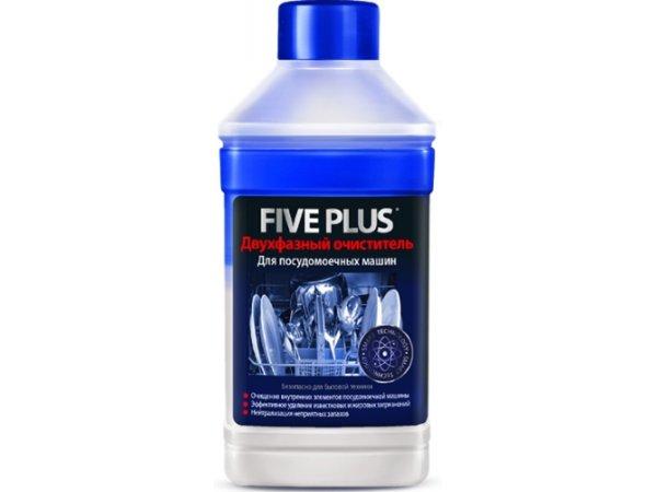 Двухфазный очиститель для посудомоечных машин Five Plus 16793 (250 мл)