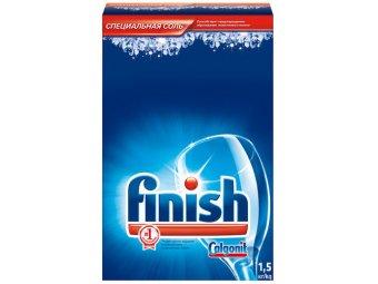 Соль для посудомоечной машины Finish (1.5 кг)