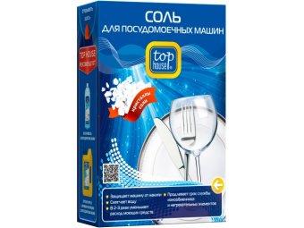 Соль для посудомоечной машины Top House 960607 (1.5 кг)