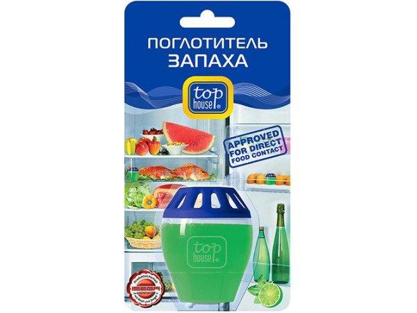 Поглотитель запаха для холодильника Top House Лайм (391855)