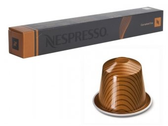 Кофе бленд Nespresso Caramelito
