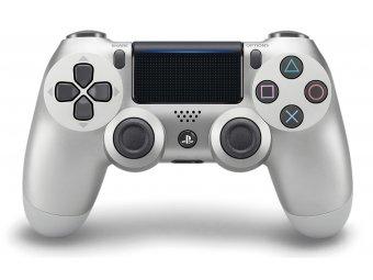 Геймпад Sony Dualshock 4 v2 Silver