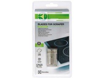 Комплект сменных лезвий к скребку для стеклокерамики Electrolux E6HUB102, 10 шт