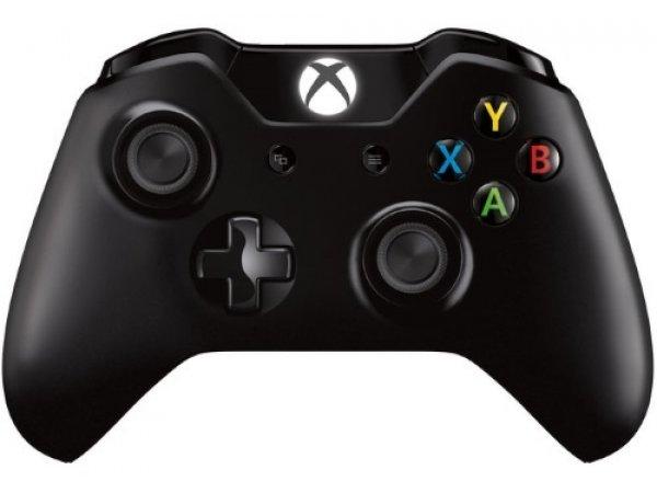 Геймпад Microsoft Xbox One Wireless Controller Black (W2V-00011)
