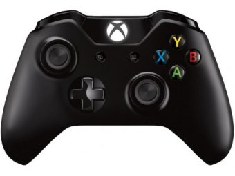 Геймпад Microsoft Xbox One Wireless Controller Black (W2V-00011)