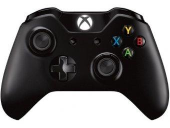 Джойстик Microsoft Xbox One Wireless Controller Black (W2V-00011)