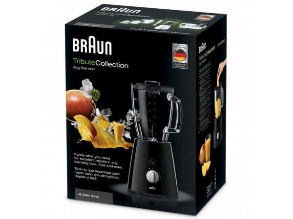 Блендер Braun JB 3060 Tribute Black