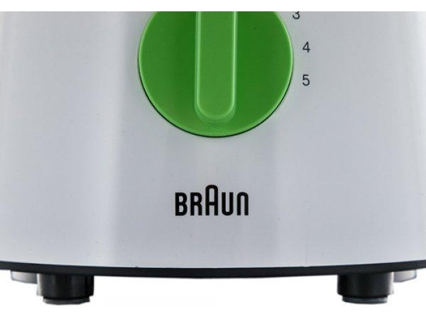 Блендер Braun JB 3060 Tribute White