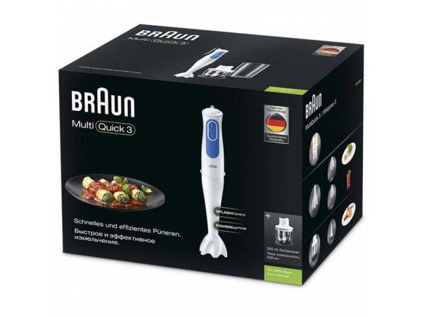 Блендер Braun MQ 3020 Pasta