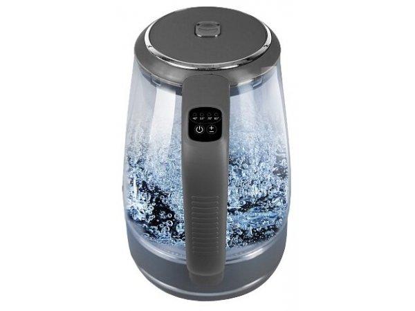 Чайник электрический Redmond RK-G200S, черный