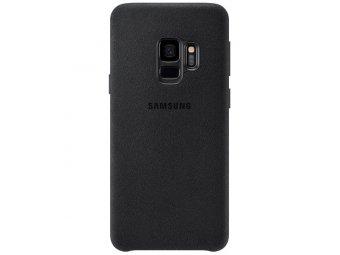 Чехол Samsung Alcantara Cover для Samsung Galaxy S9+, Black