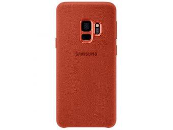 Чехол Samsung Alcantara Cover для Samsung Galaxy S9, Red