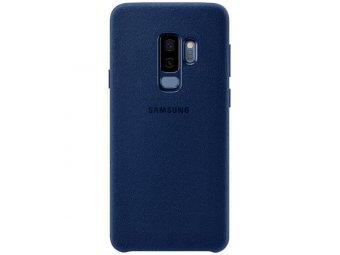 Чехол Samsung Alcantara Cover для Samsung Galaxy S9+, Blue