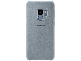 Чехол Samsung Alcantara Cover для Samsung Galaxy S9, Mint