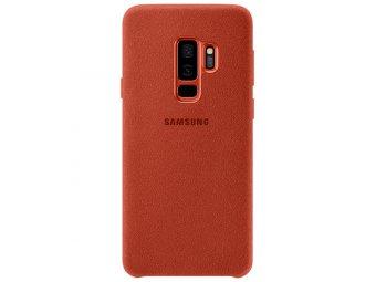 Чехол Samsung Alcantara Cover для Samsung Galaxy S9+, Red