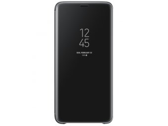 Чехол Samsung Clear View S.Cover для Samsung Galaxy S9+, Black
