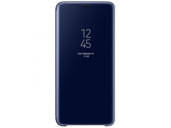 Чехол Samsung Clear View S.Cover для Samsung Galaxy S9+, Blue