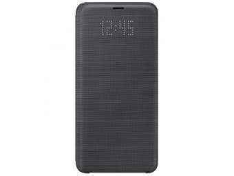 Чехол Samsung LED View Cover для Samsung Galaxy S9+, Black