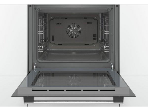 Электрический духовой шкаф Bosch Serie 4 HBF534ES0R