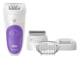 Эпилятор Braun 5-541 Silk-epil 5 Wet and Dry