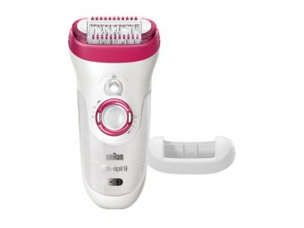 Эпилятор Braun Silk-epil 9-521 Wet and Dry