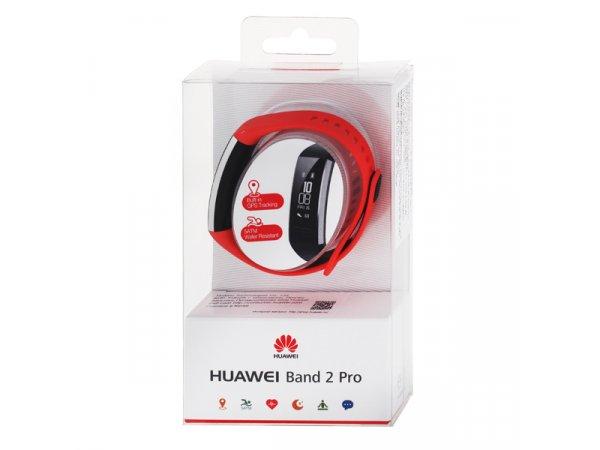 Smart Браслет Huawei Band 2 Pro Red (ERS-B29)