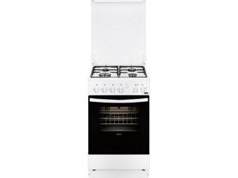 Комбинированная плита Zanussi ZCK 9540G1 W