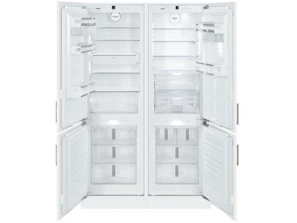 Встраиваемый холодильник Liebherr SBS 66I3 Premium