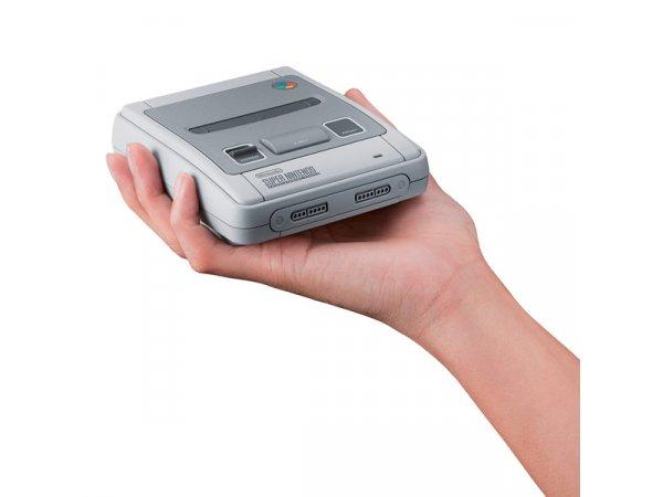 Игровая консоль Nintendo Classic Mini: Super Nintendo Entertainment System