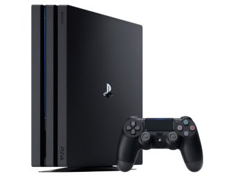 Игровая консоль Sony PlayStation 4 Pro 1TB Black