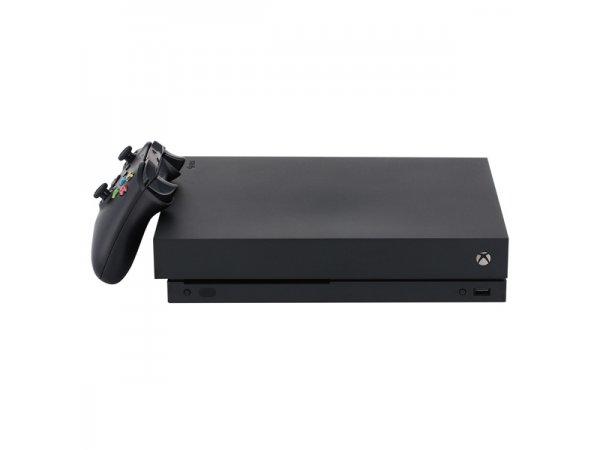Игровая консоль Microsoft Xbox One X 1TB черная (CYV-00011)