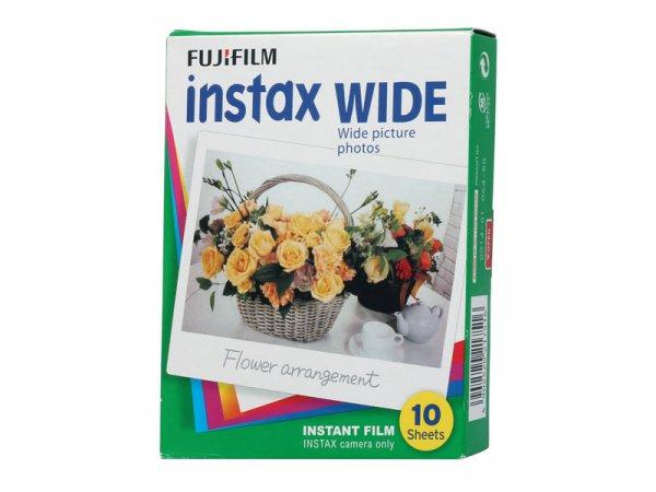 Картридж для фотоаппарата Fujifilm Instax Wide 10/PK