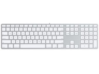 Клавиатура Apple Keyboard (MB110RS/A)