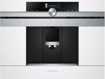 Встраиваемая кофемашина Siemens CT636LEW1