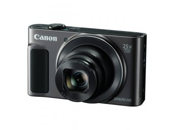 Фотоаппарат компактный Canon PowerShot SX620 HS Black