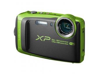 Фотоаппарат компактный Fujifilm Finepix XP120 Lime
