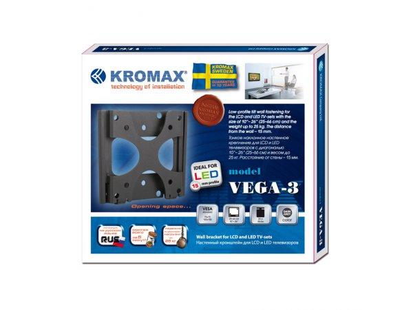 Кронштейн Kromax Vega-3