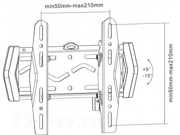 Кронштейн Ultramounts UM105