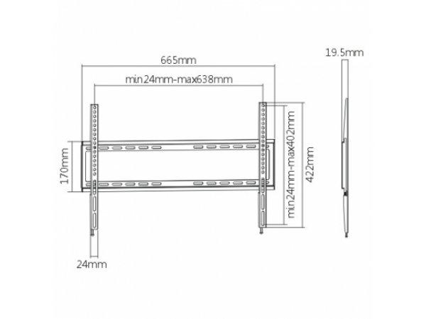 Кронштейн Ultramounts UM814F