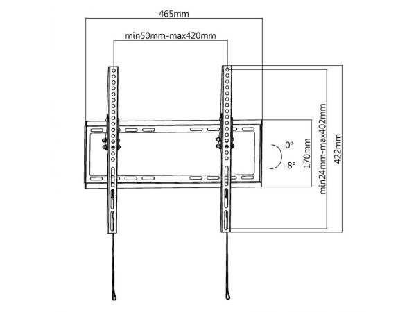 Кронштейн Ultramounts UM832T