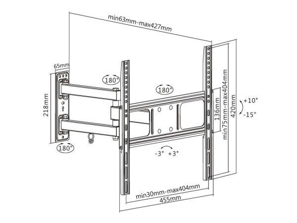 Кронштейн Ultramounts UM872