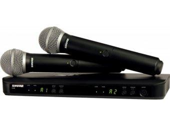 Микрофон Shure BLX288E/PG58