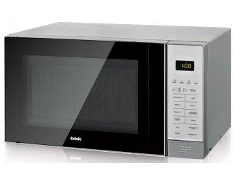 Микроволновая печь с грилем BBK 20MWG-736S/BS