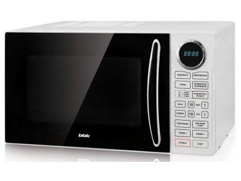 Микроволновая печь с грилем BBK 23MWG-930S/BW