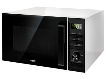 Микроволновая печь с грилем и конвекцией BBK 25MWC-992T/WB