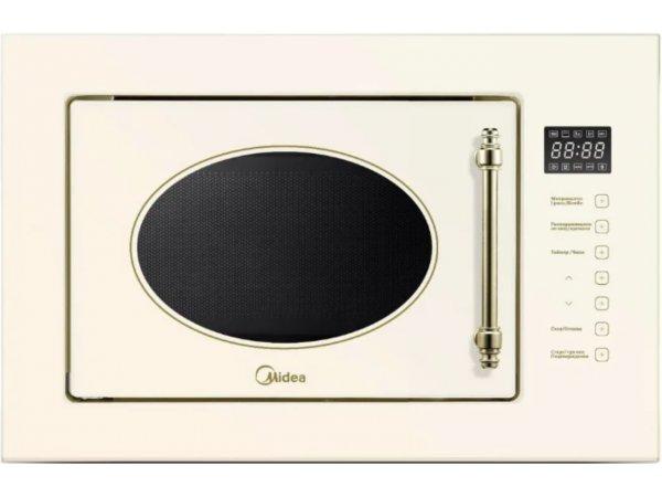 Встраиваемая микроволновая печь Midea MI9255RGI-B