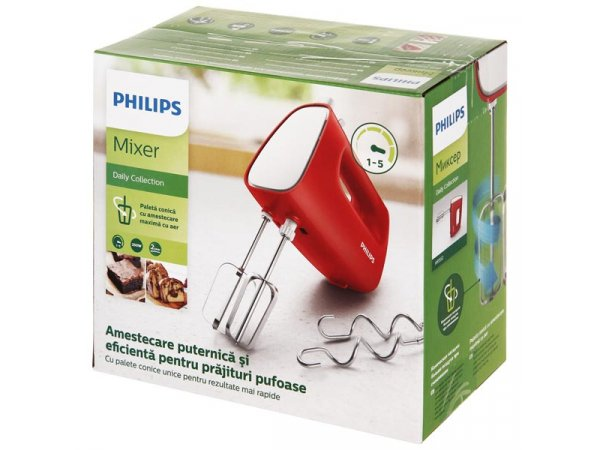 Миксер Philips HR1552/12 Daily Collection