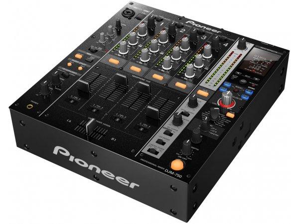 Микшерный пульт Pioneer DJM-750-K